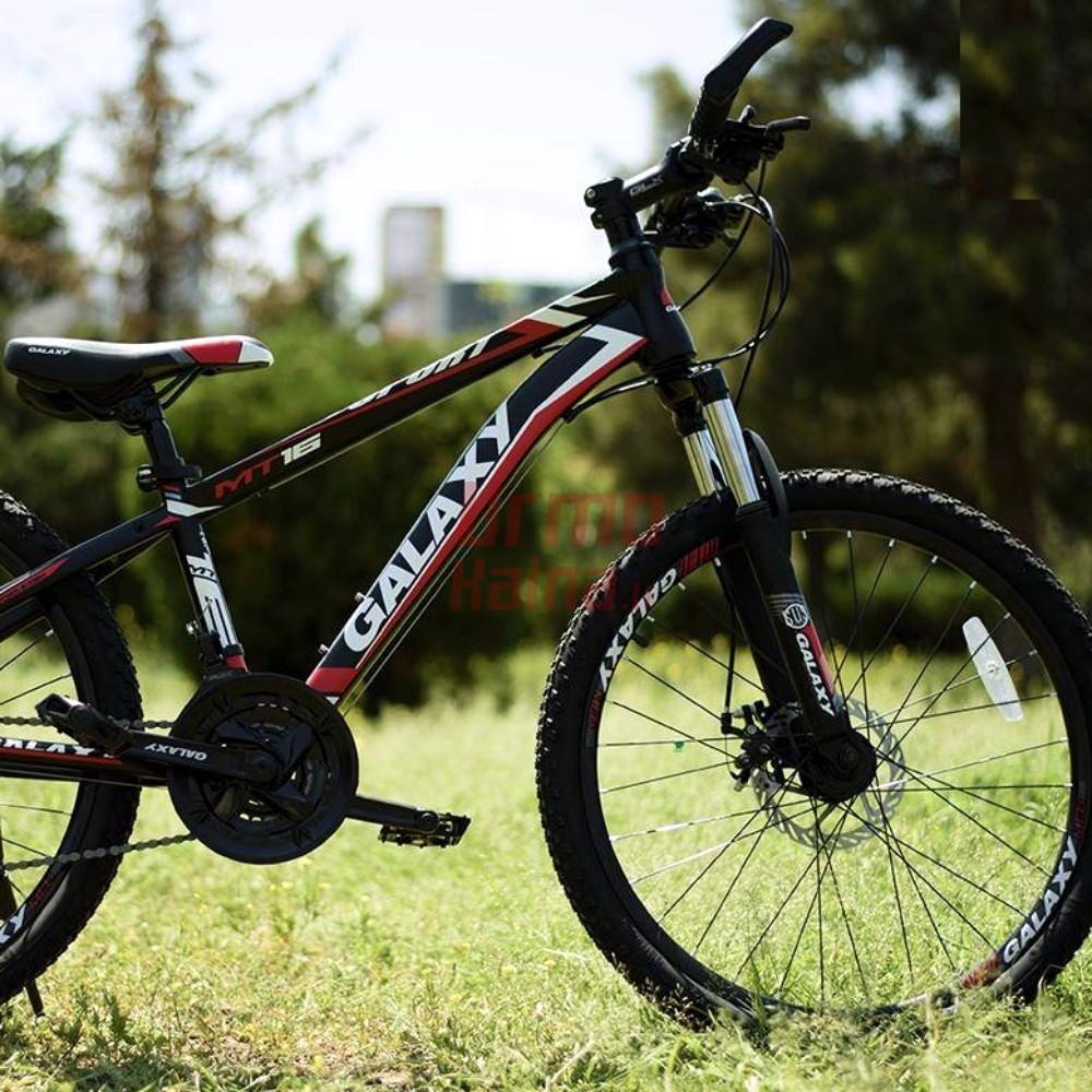 Hibridinis dviratis Galaxy MT16 XL