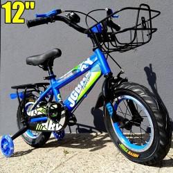Vaikiškas dviratis JGB12 Blue